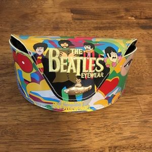 The Beatles Yellow Submarine Sunglasses Case